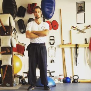 Sifu Nick Wright